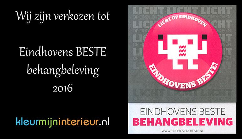 Eindhovens beste behangbeleving