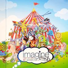 Imagine Fun 2 - behang