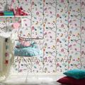 Boys and Girls 6 wallcovering