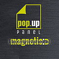 Pop up Panel magnetic lámina adhesiva
