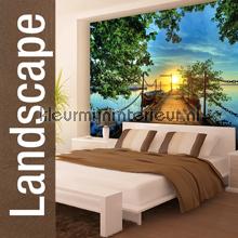 Landscape fotobehang
