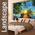 Landscape papier murales