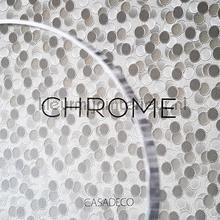 Chrome - behang