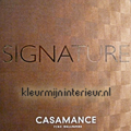 Signature behang