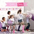 Girls Only behang