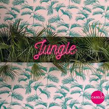 Jungle fotobehang