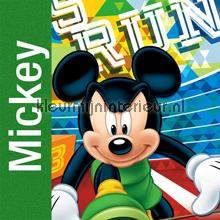 Mickey Mouse fotobehang
