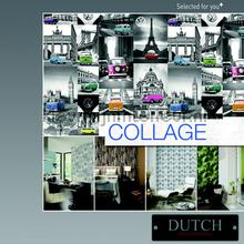 Dutch Wallcoverings - Collage - behang