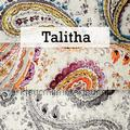 Talitha gordijnen
