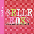 Belle Rose behang