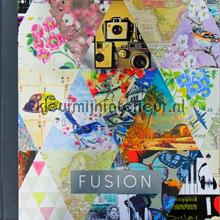 Fusion behang