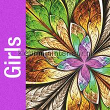Girls fotobehang