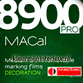 MACal 8900 PRO self adhesive foil