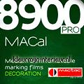 MACal 8900 PRO selvklaebende plast