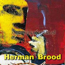 Herman Brood fotobehang