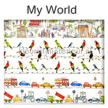 Prestigious Textiles - My World - gordijnen