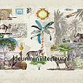 Travel Memories papier murales