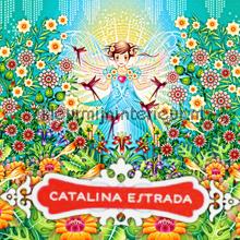 Catalina Estrada fotobehang
