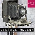 Vintage Rules tapet
