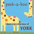 Peek-a-Boo wallstickers