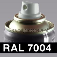 Spuitbus RAL 7004 Signaal Grijs autolak DupliColor RAL spuitbus sneldrogend
