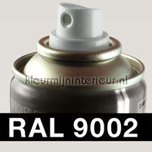 Spuitbus RAL 9002 Grijswit autolak DupliColor RAL spuitbus sneldrogend