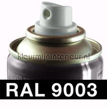 Spuitbus RAL 9003 Signaal Wit autolak DupliColor RAL spuitbus sneldrogend