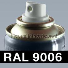 Spuitbus RAL 9006 Wit Aluminium autolak DupliColor RAL spuitbus sneldrogend