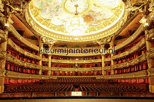 Opera National de Paris fotobehang 470094 AP Digital Architects Paper