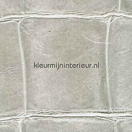 Big croco zilvergrijs vp 423 04 behang anguille big croco galuchat elitis - Zilvergrijs behang ...