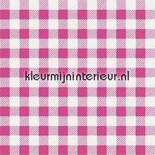 Donker-roze ruit papier peint Noordwand wallpaperkit