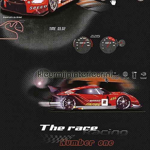 Racing machines behang 689733 aanbieding behang AS Creation