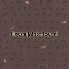 Small jungle animals OPRUIMING behang 690043 aanbieding behang AS Creation