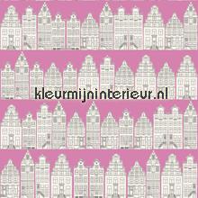 Dutch houses papel pintado Esta home Wallpaper creations