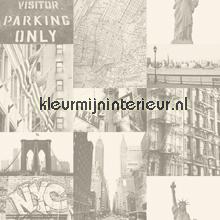 New York papel pintado Esta home Wallpaper creations
