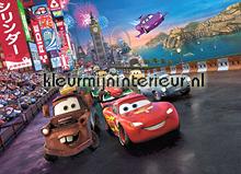 Cars Race fotobehang Komar Disney-kids 4-401
