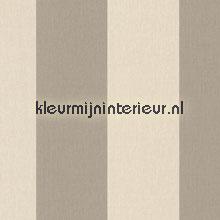 Linnen look streep beige tapeten AS Creation Collected 179036