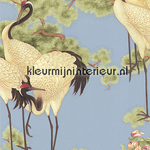 Exotic chinese birds papier peint AS Creation Collected 7686-29