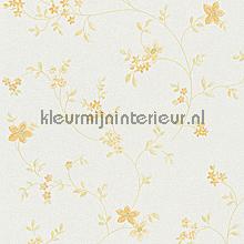 Pastella fleur behang AS Creation behang