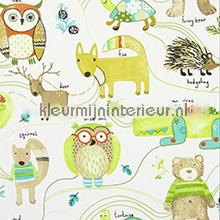 Eijffinger Forrest Friends cortinas