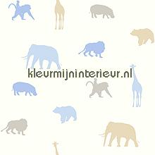aparte jungle dieren papier peint Esta home Giggle 137332