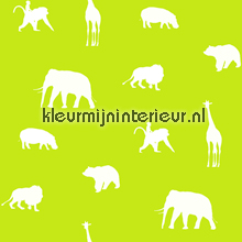 aparte jungle dieren tapet Esta home Giggle 137336