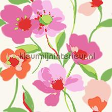 Fresh flowers papier peint Esta home Ginger 128026