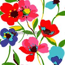 Fresh flowers papier peint Esta home Ginger 128027