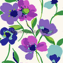 Fresh flowers papier peint Esta home Ginger 128028