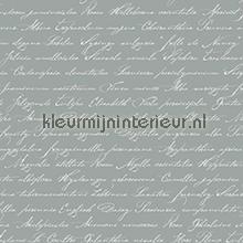 In writing papier peint Esta home Ginger 128034