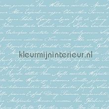 In writing papier peint Esta home Ginger 128037