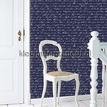 In writing papier peint Esta home Ginger 128040