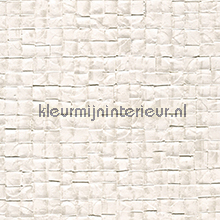 Glass mosaic off white papel de parede Elitis Glass VP-640-01