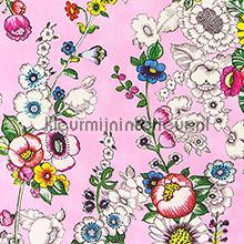 Ibiza sunshine flowers papier peint Eijffinger Ibiza 330201